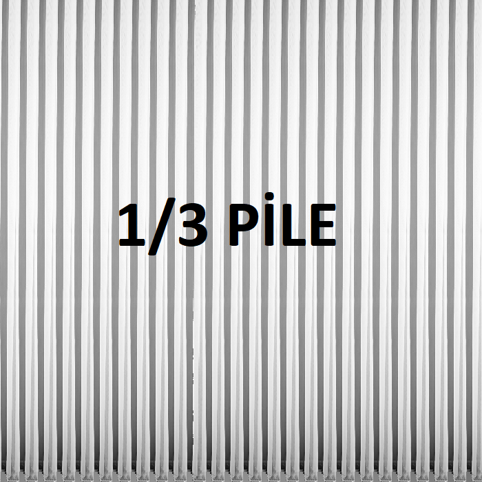 1/3 Pile