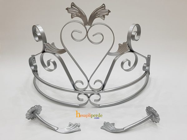 cibinlik demiri gümüş renk