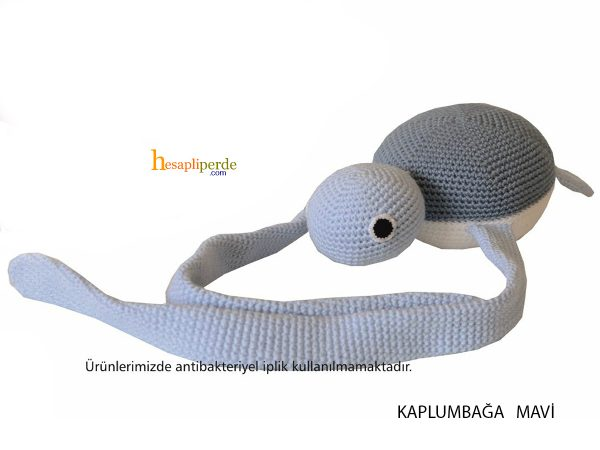 kaplumbağa mavi braçol