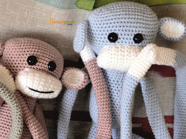 monkey braçol bebek perde