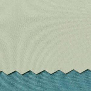 krem stor perde polyester zincirli